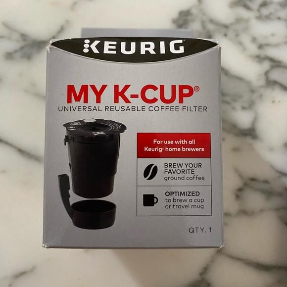 Bundle 5/$25 🛍 Keurig Reusable Coffee Filter